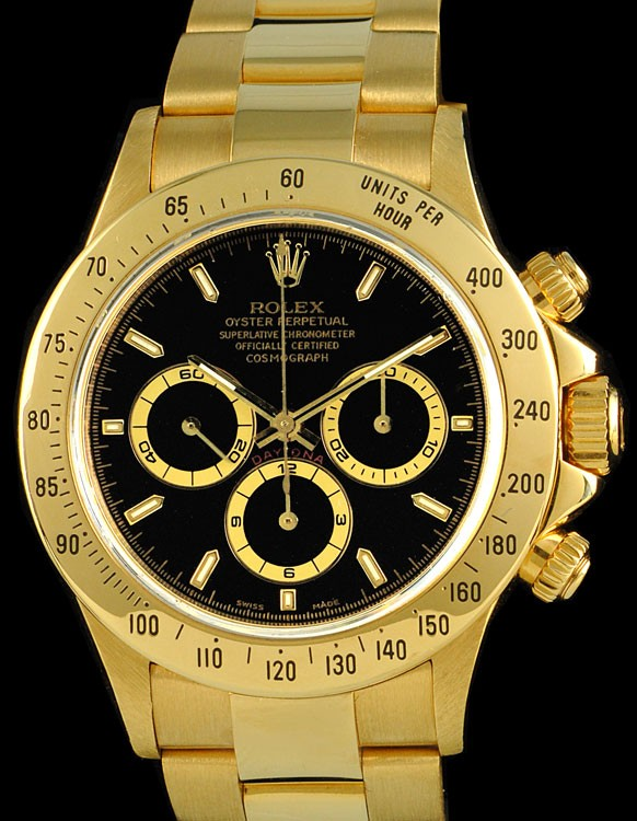 newest a3a6e fd3a0 WatchNet: Luxury Time => FS: Rolex 16528 Daytona Chronograph ...
