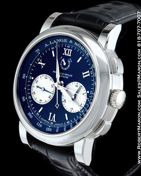 A. LANGE & SOHNE DOUBLE SPLIT FLYBACK CHRONOGRAPH