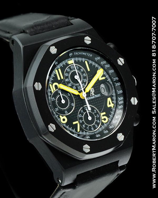 "AUDEMARS PIGUET ROYAL OAK OFFSHORE ""END OF DAYS"" MODEL 25770"