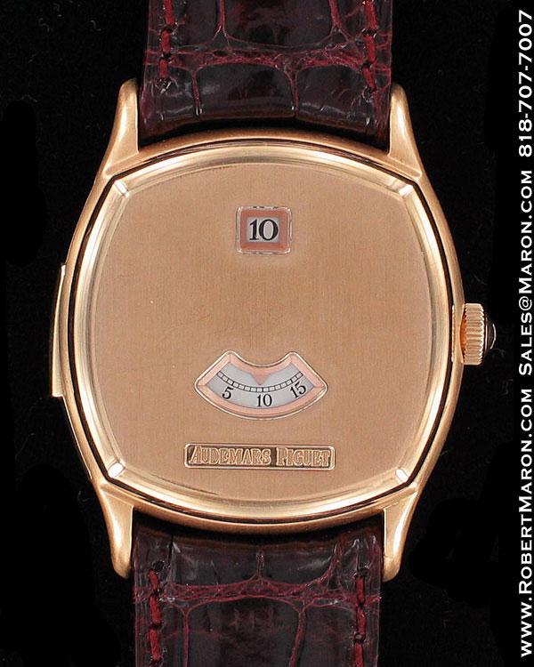 [vintage] Les montres bracelets à heures sautantes APMRRG01CU