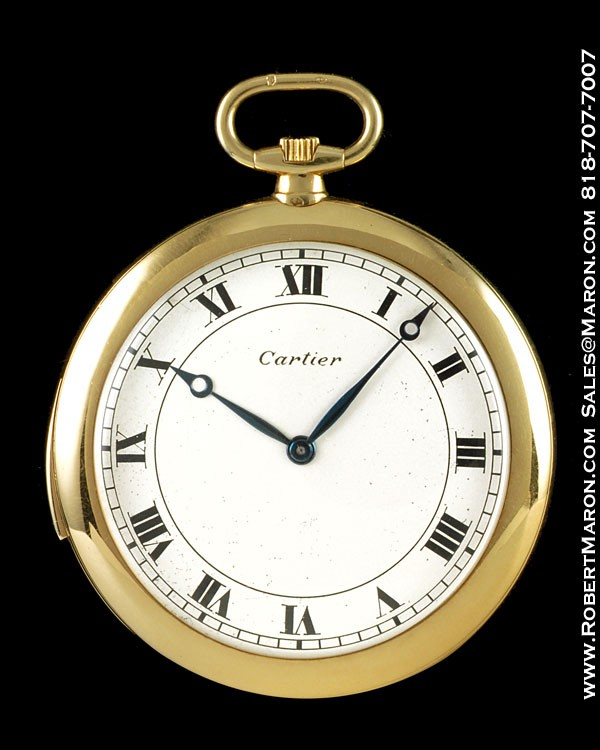 cartier minute repeater pocket 18k all watches