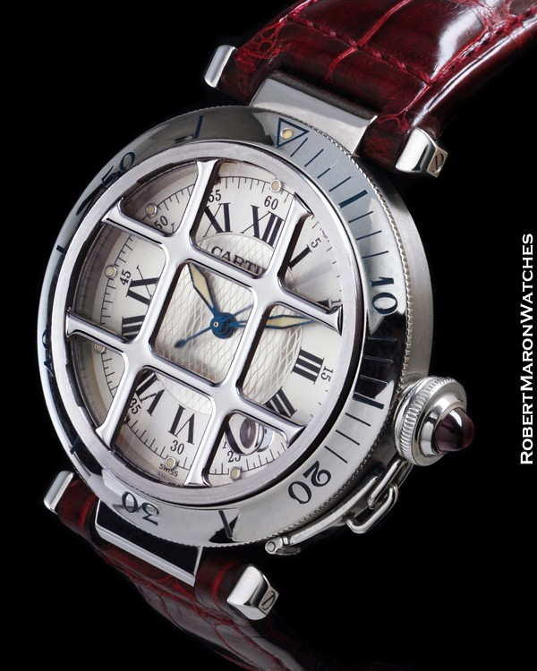 Cartier W3102255 Pasha 150 Anniversary Limited Edition