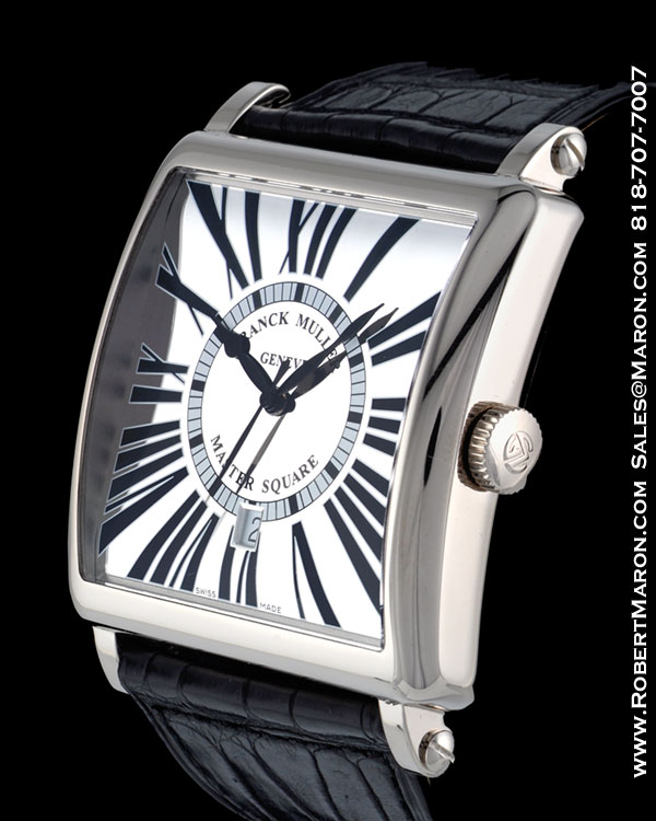Franck Muller Master Square Watches