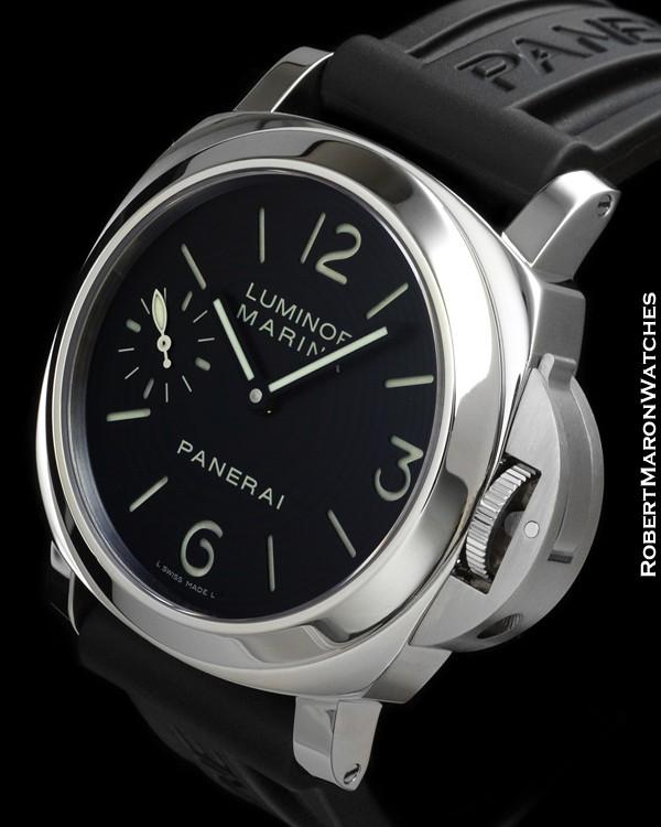 Panerai Luminor Marina Pam 111 Steel All Watches