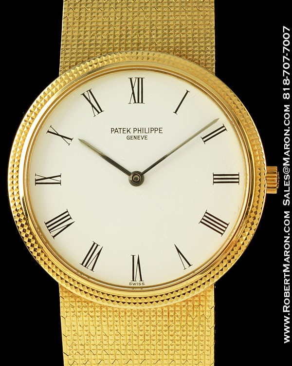 patek philippe calatrava 3954 j 18k all watches. Black Bedroom Furniture Sets. Home Design Ideas