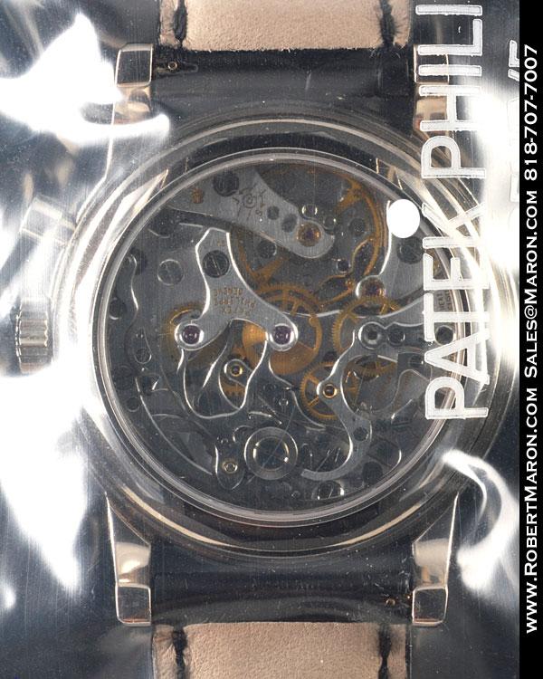 PATEK PHILIPPE 3970 G PERPETUAL CALENDAR CHRONOGRAPH