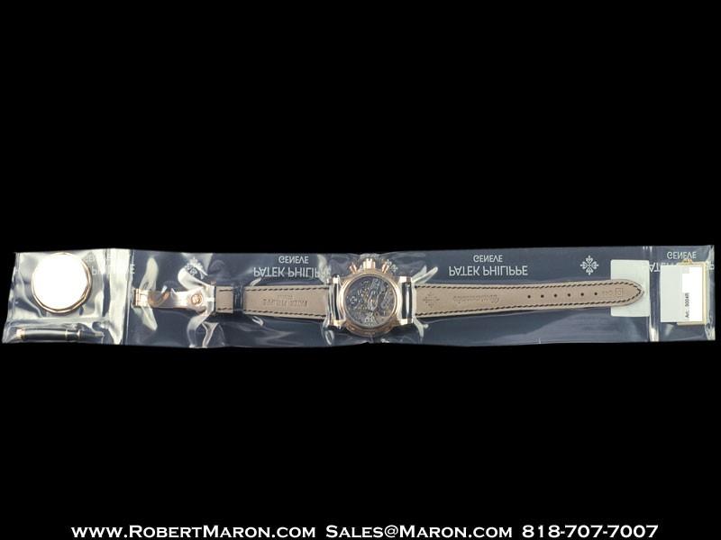 PATEK PHILIPPE 5004 R PERPETUAL CHRONOGRAPH 18K