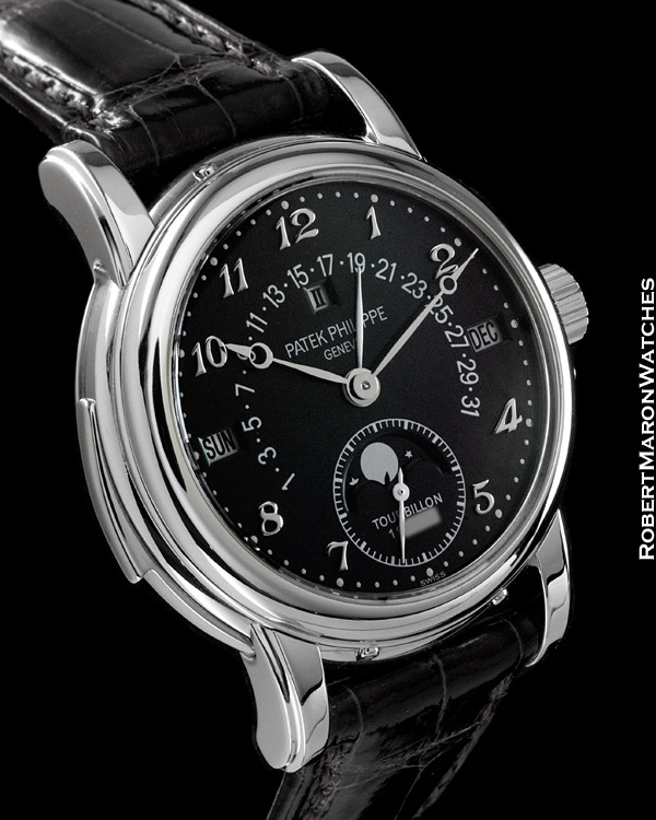 patek philippe 5016 p minute repeater tourbillon platinum. Black Bedroom Furniture Sets. Home Design Ideas