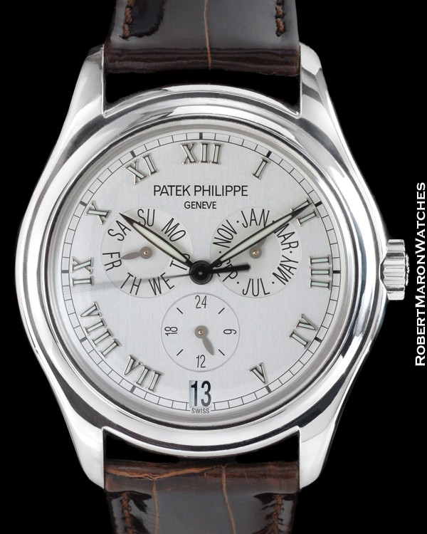 patek philippe 5035 g annual calendar 18k all watches. Black Bedroom Furniture Sets. Home Design Ideas