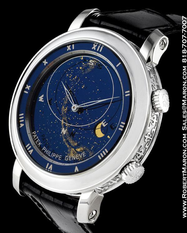 Patek Philippe Celestial 5102 G 18k White Gold New All