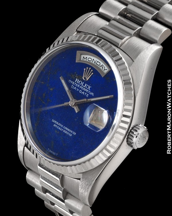 Rolex18239 Day Date President 18k All Watches Robert