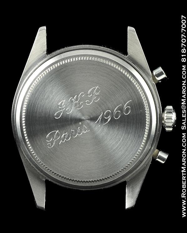 ROLEX 6238 PRE DAYTONA CHRONOGRAPH STEEL