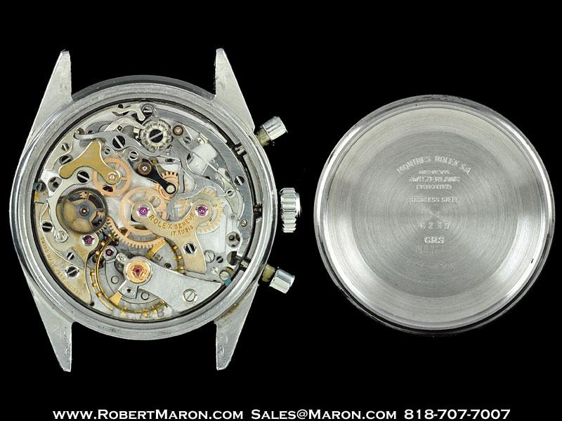 ROLEX 6239 DAYTONA CHRONOGRAPH STEEL
