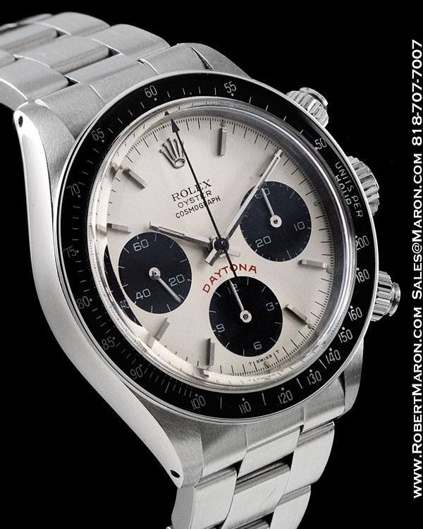 Rolex Daytona 6263 Chronograph Steel All Watches