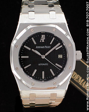 AUDEMARS PIGUET OFFSHORE STAINLESS STEEL REF.15300