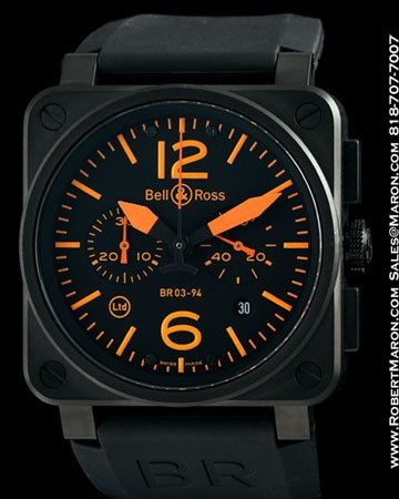 Bell And Ross Watches Limited Edition