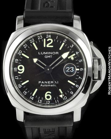 PANERAI PAM 063 LUMINOR GMT STEEL