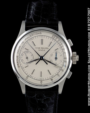 VINTAGE PATEK PHILIPPE SPLIT SECONDS CHRONOGRAPH 1436