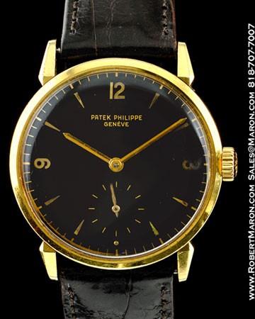 PATEK PHILIPPE CALATRAVA 1578 GM 18K