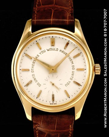 PATEK PHILIPPE 2526 FIRST AUTOMATIC PATEK