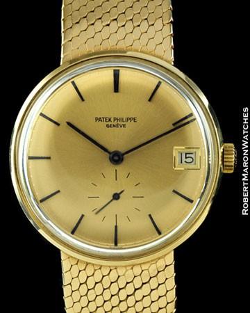 PATEK PHILIPPE 3514/4 CALATRAVA 18K
