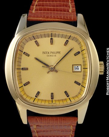 PATEK PHILIPPE BETA 21 3587 PIECE UNIQUE 18K