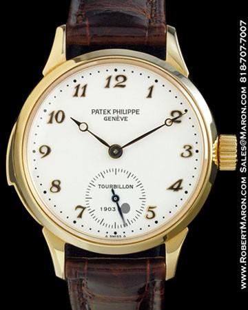 PATEK PHILIPPE 3939 J MINUTE REPEATER TOURBILLON 18K