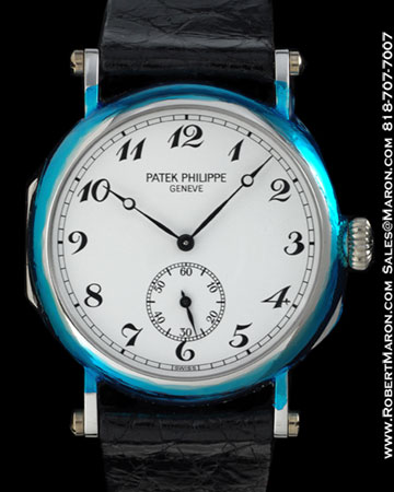PATEK PHILIPPE 3960 G ANNIVERSARY 18K