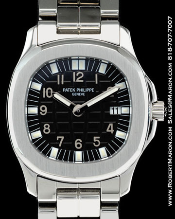 PATEK PHILIPPE 4960/A LADIES AQUANAUT