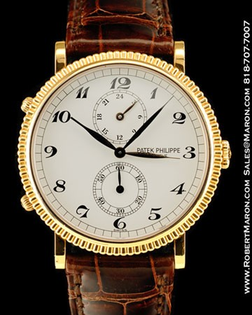 PATEK PHILIPPE 5034 J TRAVEL TIME
