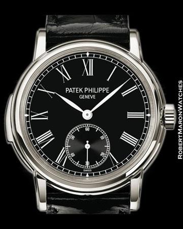 PATEK PHILIPPE 5078 P MINUTE REPEATER PLATINUM