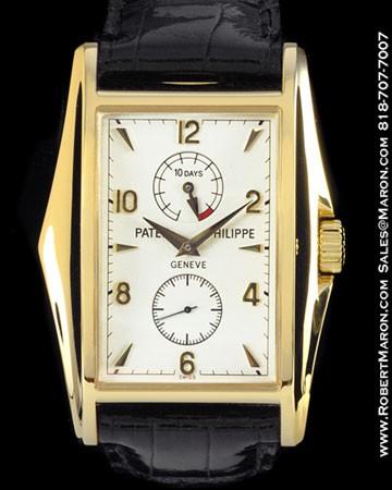 PATEK PHILIPPE 5100 J 10 DAY RESERVE 18K