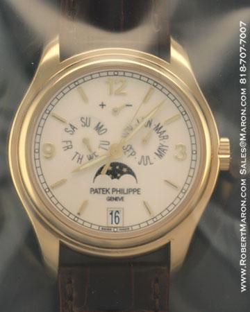 PATEK PHILIPPE 5146 J ANNUAL CALENDAR 18K