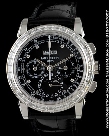 patek philippe 5971p perpetual calendar chronograph. Black Bedroom Furniture Sets. Home Design Ideas
