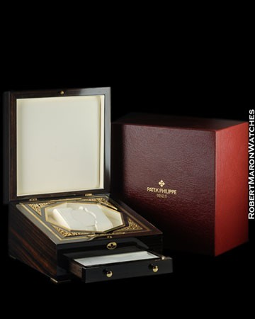 PATEK PHILIPPE SKY MOON TOURBILLON PRESENTATION BOX SET