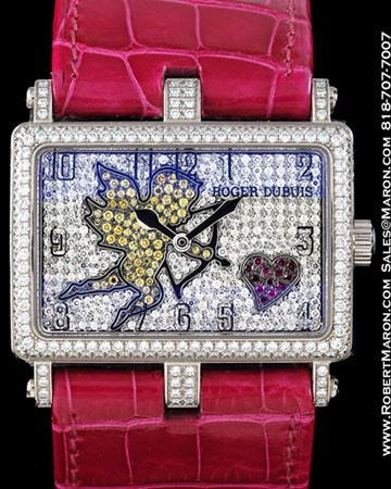 ROGER DUBUIS TOO MUCH CUPID DIAMONDS 18K