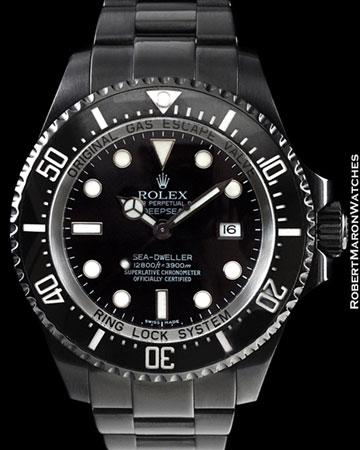ROLEX 116660 SEA DWELLER DEEP SEA PVD