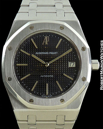 AUDEMARS PIGUET D SERIES ROYAL OAK BOX/PAPERS