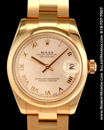 ROLEX 17824 OYSTER PERPETUAL DATEJUST