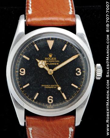 Rolex Vintage Explorer