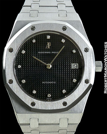 AUDEMARS PIGUET 5402 ROYAL OAK 1ST SERIES WHITE GOLD
