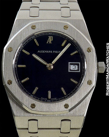 AP PLATINUM QUARTZ ROYAL OAK