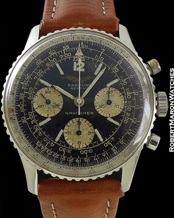 BREITLING REF 806 NAVITIMER MADE FOR IRAQI AIRFORCE