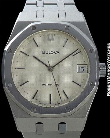 BULOVA REF 4420101 ROYAL OAK AUTOMATIC