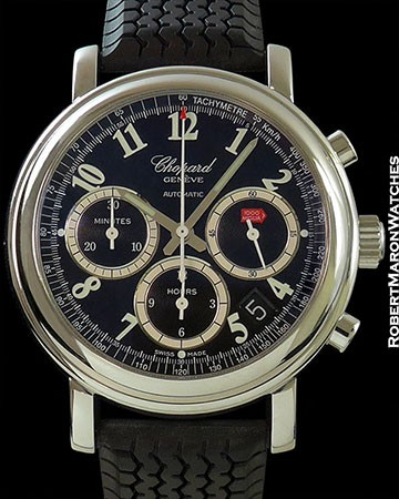 CHOPARD MILLE MIGLIA CHRONOGRAPH STEEL AUTOMATIC