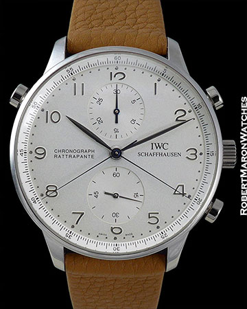 IWC PORTUGUESE PLATINUM SPLIT SECONDS CHRONOGRAPH IW3712-05