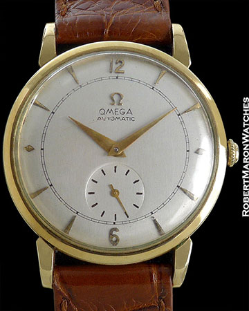 OMEGA AUTOMATIC 18K GOLD