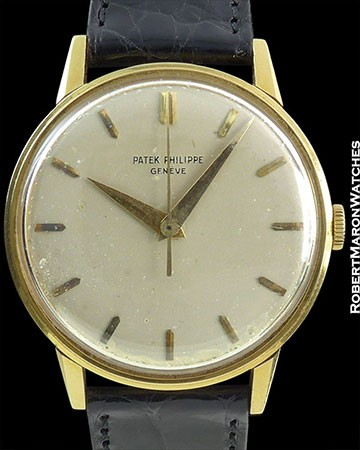 PATEK PHILIPPE 3411 CALATRAVA BOX/PAPERS