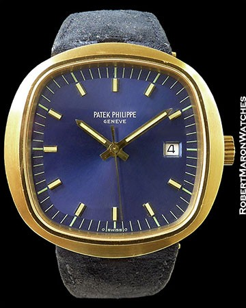 PATEK PHILIPPE 3597/2 BETA 21 18K REMOVABLE BRACELET BOX & PAPERS