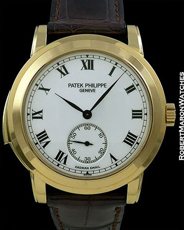 PATEK PHILIPPE 5079 AUTOMATIC MINUTE REPEATER CATHEDRAL GONGS ENAMEL DIAL 42MM NEW BOX & PAPERS